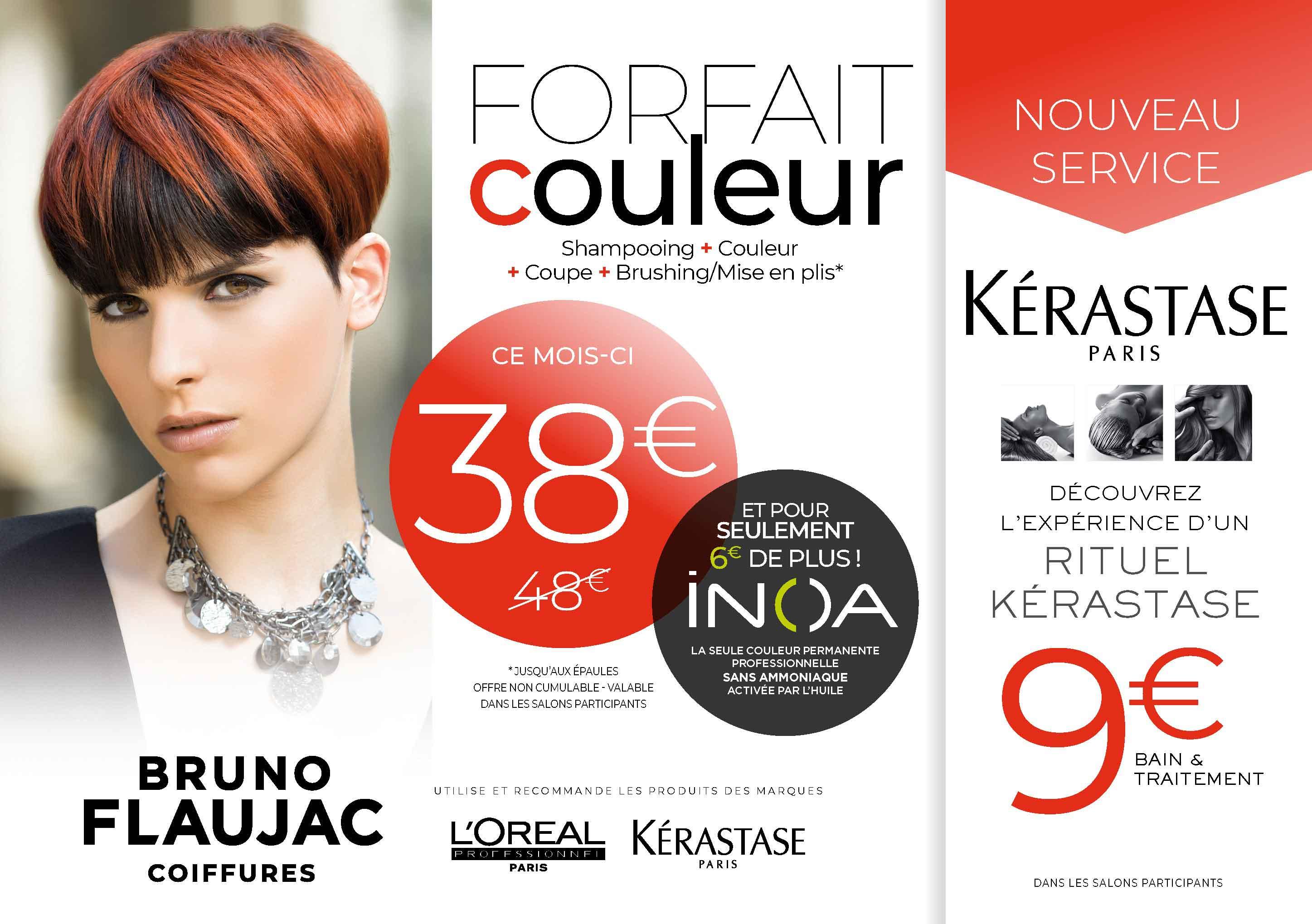 Bruno Flaujac Salon De Coiffure Et Coiffeur Createur